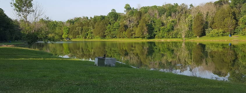Fern Creek Sportsmans Club Lake Fishing